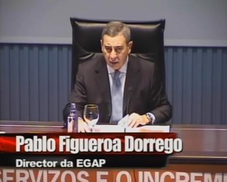 Inauguración II Foro - Foros sobre a directiva servizos e o incremento da competitividade: Unha oportunidade para Portugal, España é  Galicia